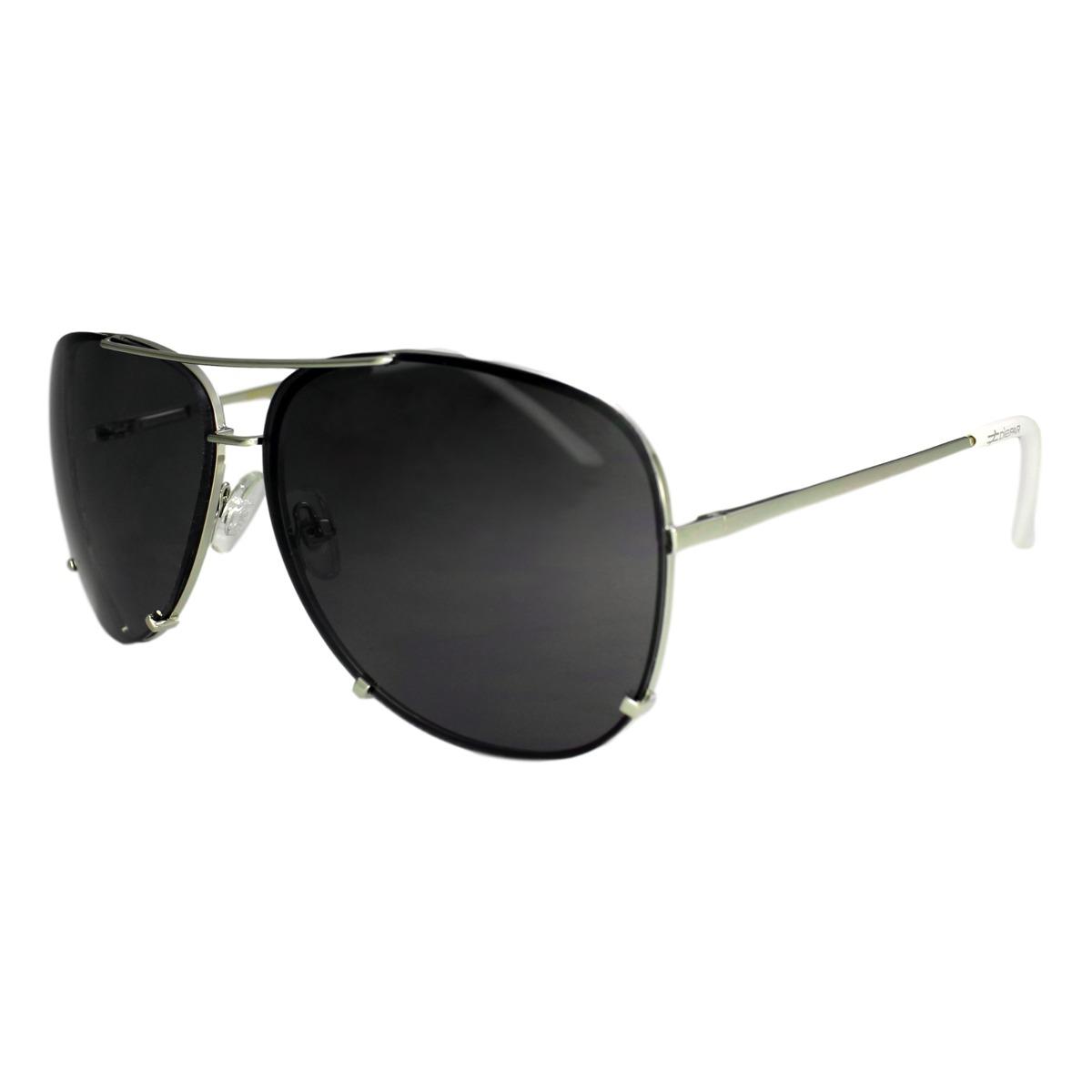 95cbc4f8c óculos de sol díspar d1666 branco-proteção-uv400-aviador. Carregando zoom.
