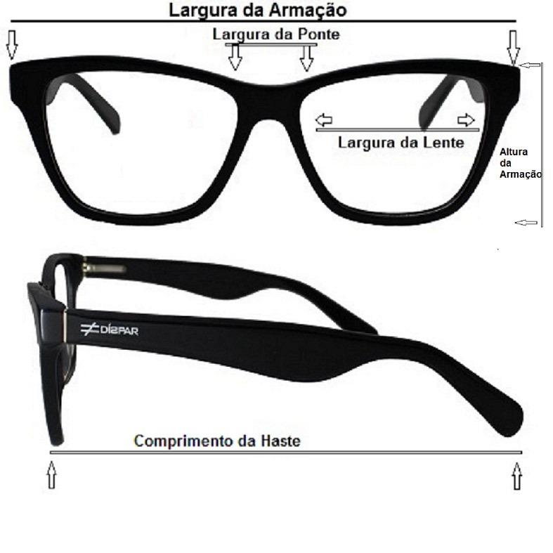 f4b214c17 Óculos De Sol Díspar D1666 Branco-proteção-uv400-aviador - R$ 120,00 ...