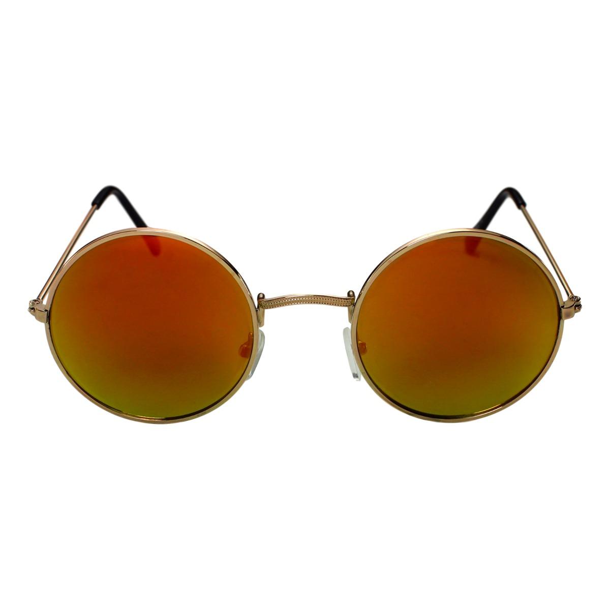 Óculos De Sol Díspar Id1741 Infantil Redondo- Laranja - R  59,90 em ... e59b1d99cd