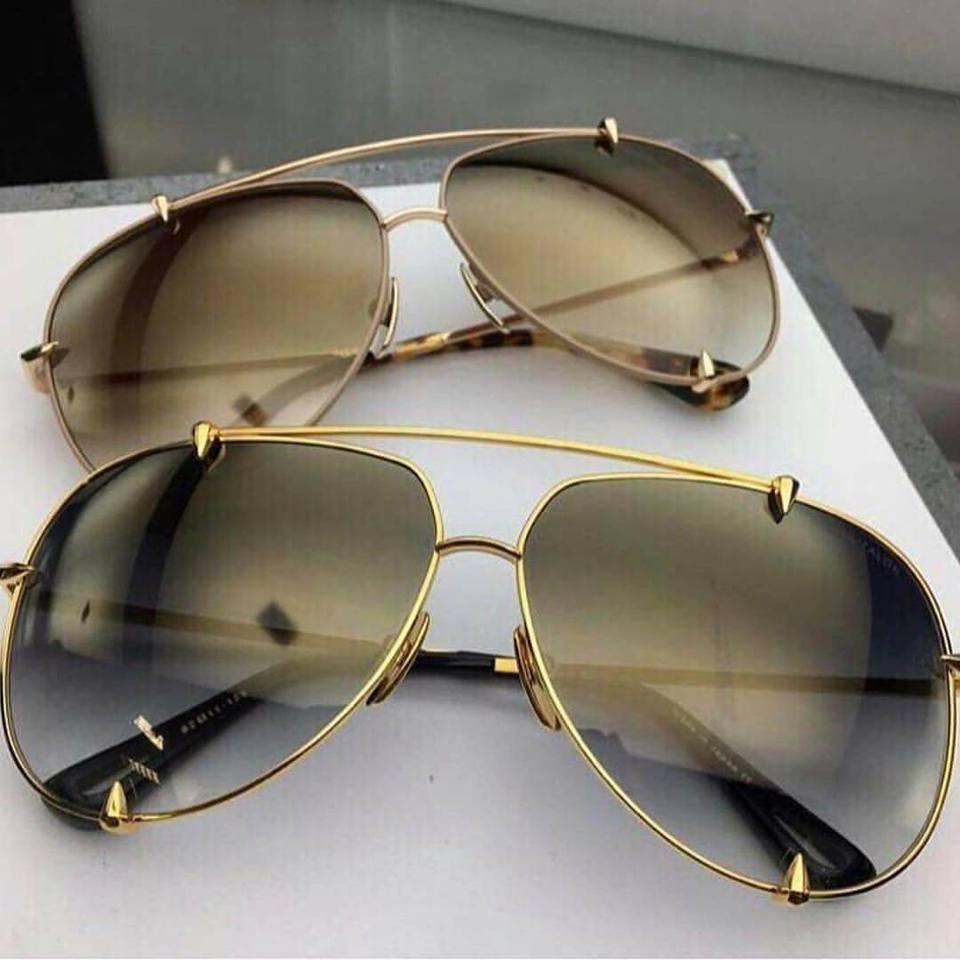 f2457d977 Oculos De Sol Dita Talon Luxo Preto Ou Marrom - R$ 69,99 em Mercado ...