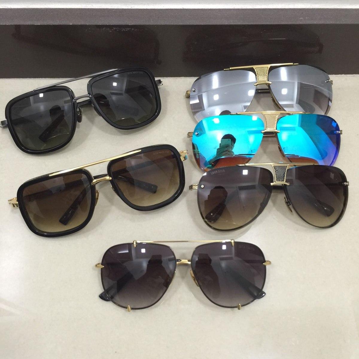4ab5729d2 Óculos De Sol Dita Talon Vários Modelos Luxo Acessível - R$ 490,00 ...