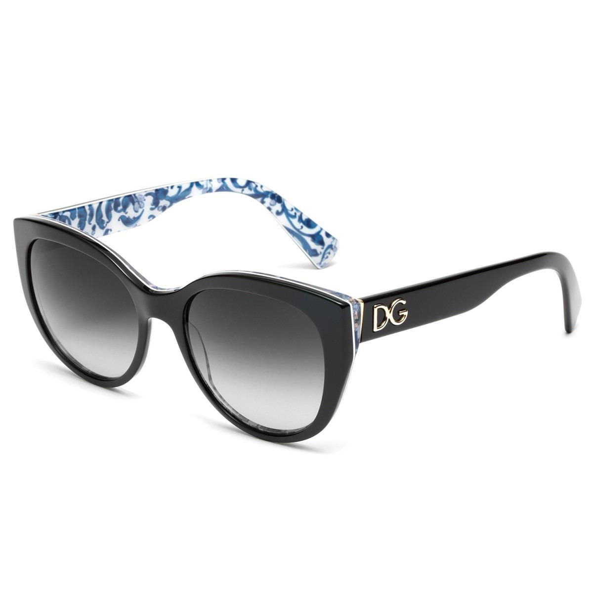 2bfec9cbba78d Óculos De Sol Dolce Gabbana Dg4217 2994 8g - R  728,00 em Mercado Livre