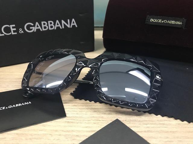 Óculos De Sol Dolce Gabbana Dg6111 Grafite Espelhado - R  349,99 em Mercado  Livre 9ef825680a