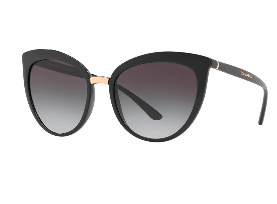 d86156b82 Óculos De Sol Dolce Gabbana Dg6113 501 - R$ 920,00 em Mercado Livre
