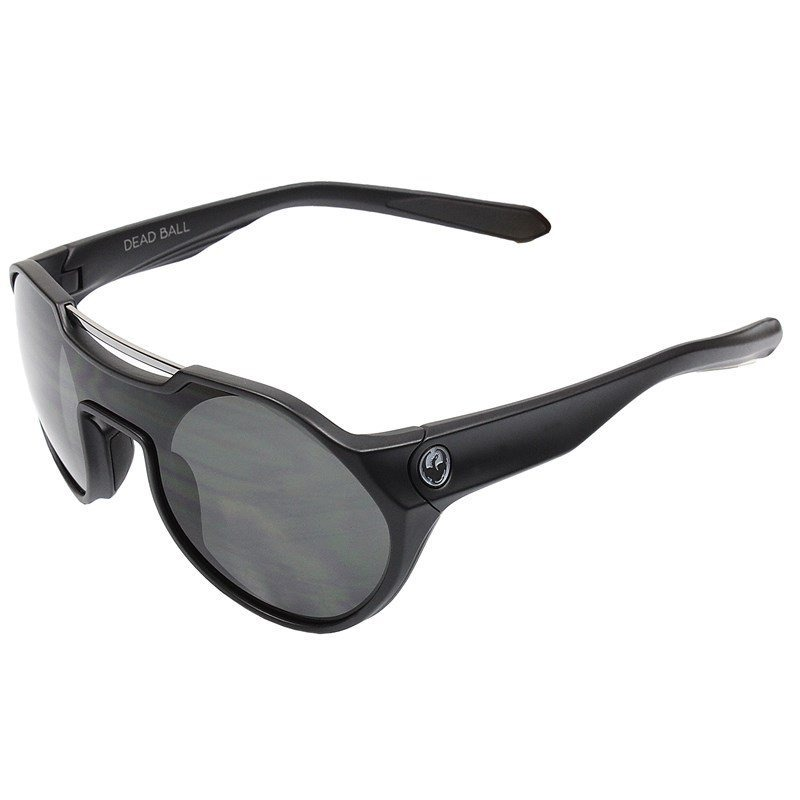 cb8b0610e7380 Óculos De Sol Dragon Dead Ball Matte Black Smoke - R  789
