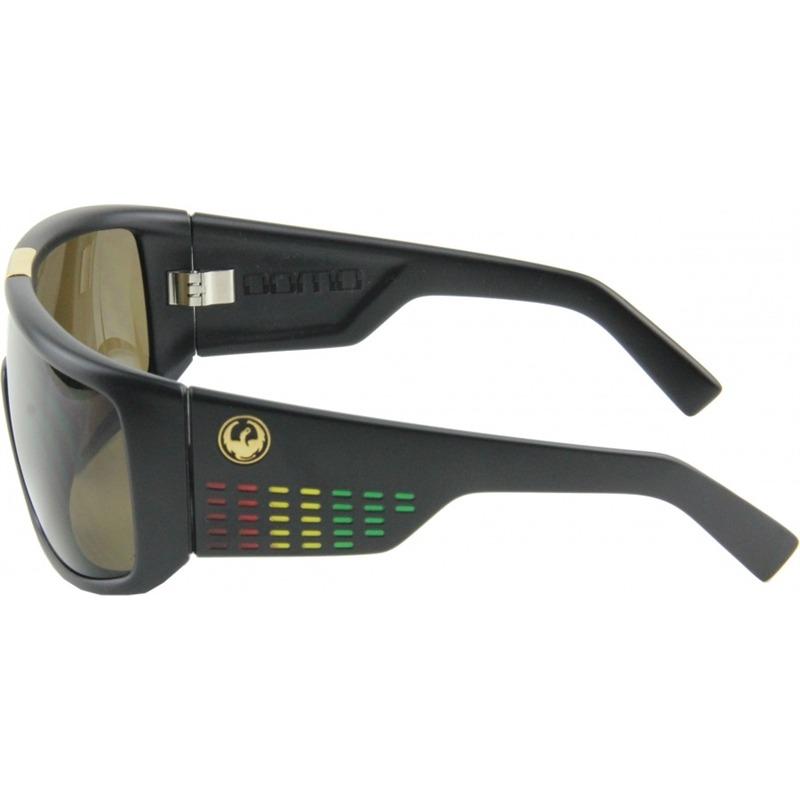 7ba216b2bed96 Óculos De Sol Dragon Domo Rasta Bronze - Surf Alive - R  329