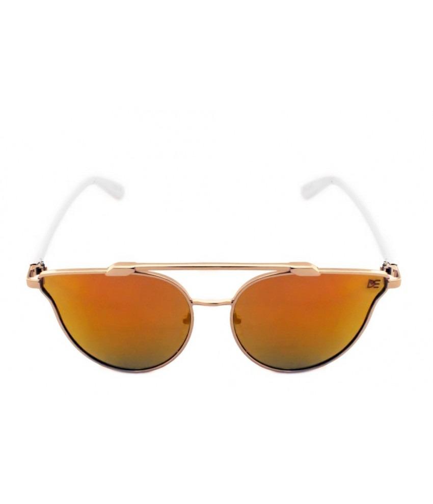 568e4beb5de08 óculos de sol drop me feminino gatinho ícone espelhado. Carregando zoom.