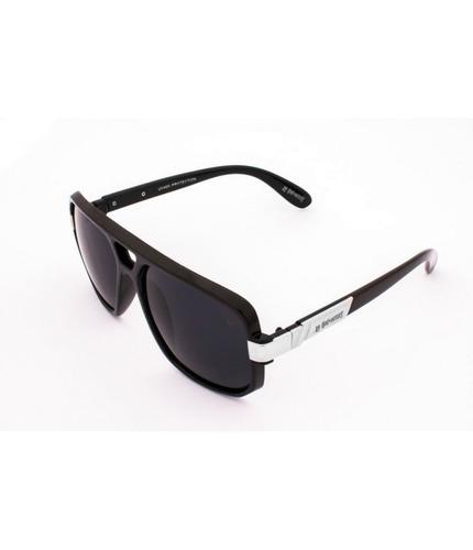 4b11d633876f9 Óculos De Sol Drop Me Las Quadrado Mascara Preto Brilho - - R  227 ...