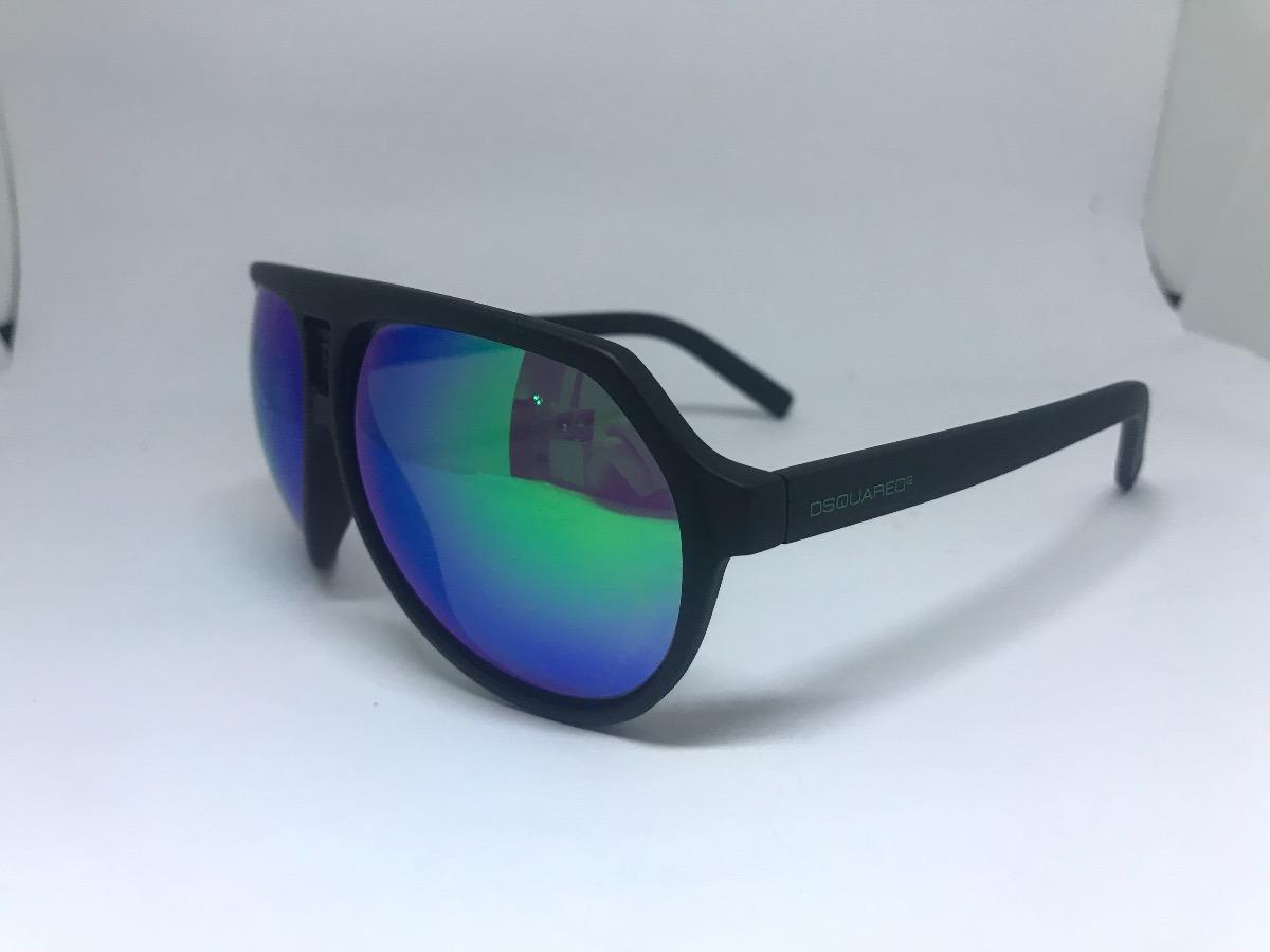 f87f8b42f79b6 oculos de sol dsquared lentes verdes. Carregando zoom.