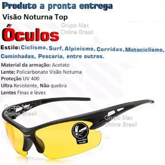 f7330e709f816 Óculos De Sol E Visão Noturna P  Dirigir A Noite Ciclismo - R  27