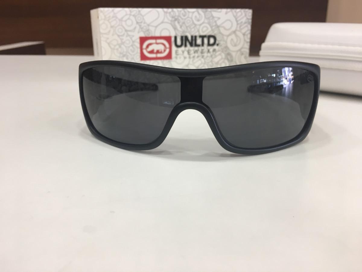 3183a59e4 Óculos De Sol Ecko | Eck 82264 150 130 Preto Mascara - R$ 299,99 em ...