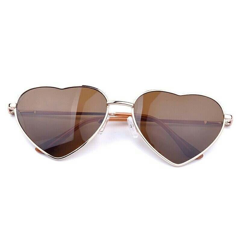 cde38024ef1b5 óculos de sol em forma de coração das mulheres esporte moda. Carregando  zoom.