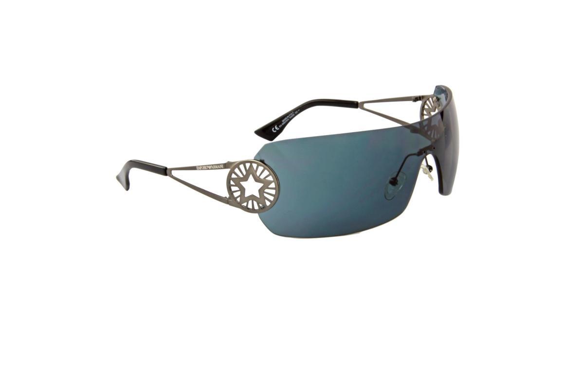 Óculos De Sol Emporio Armani 100% Proteção Uv Melani Chumbo - R  538 ... 3b04fe96f6