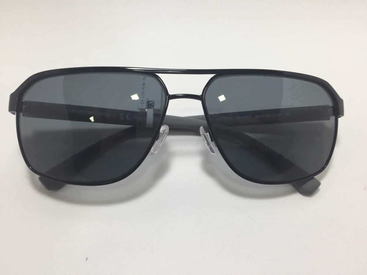 Oculos De Sol Emporio Armani Ea 2039 3014 81 62 14 1403p - R  527,00 ... 05756bcf2a