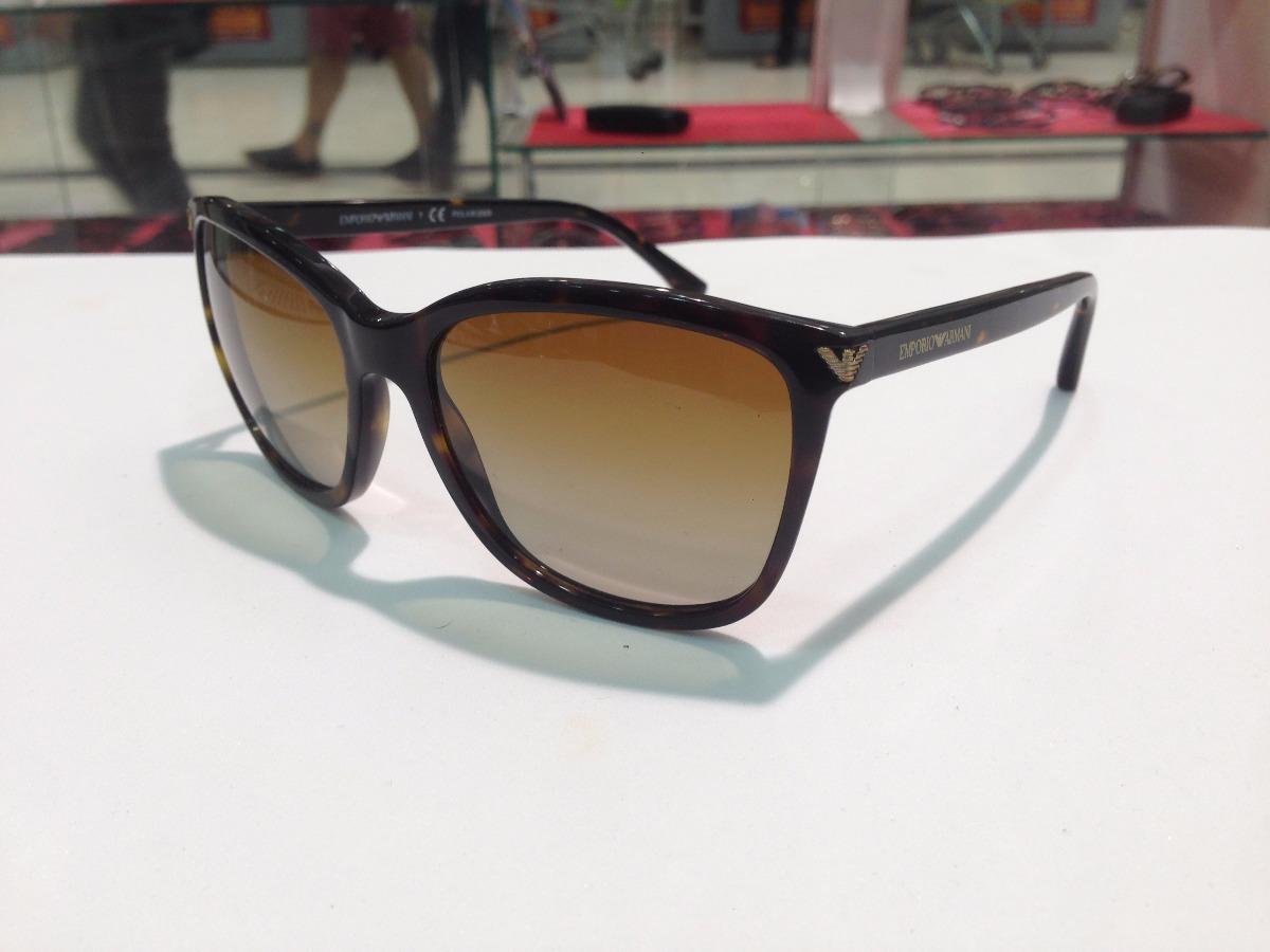 e0d569654 Óculos De Sol Emporio Armani Ea 4060 5026-t5 Tam.: 56 - R$ 568,00 em ...