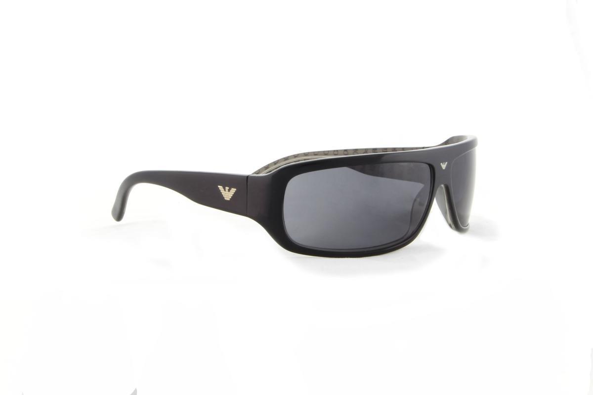 Óculos De Sol Emporio Armani Masculino Acetato Preto - R  680,00 em ... 7fbd181174