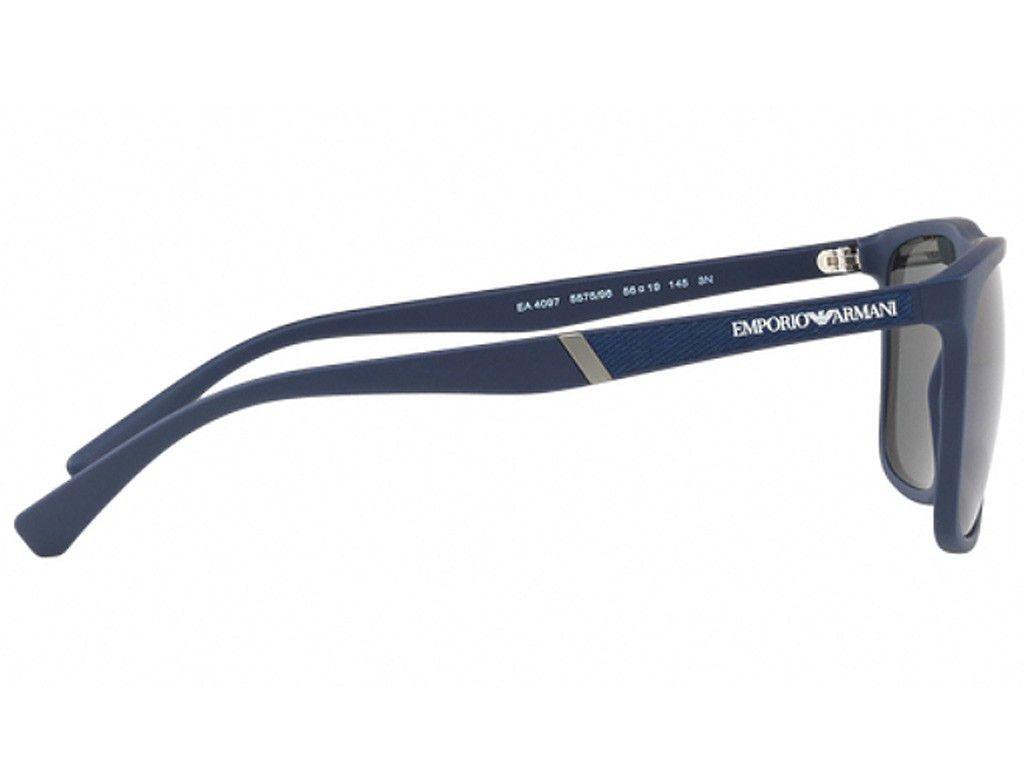 Óculos De Sol Emporio Armani Masculino Ea4097 5575 96 - R  389,00 em ... cf474db98f