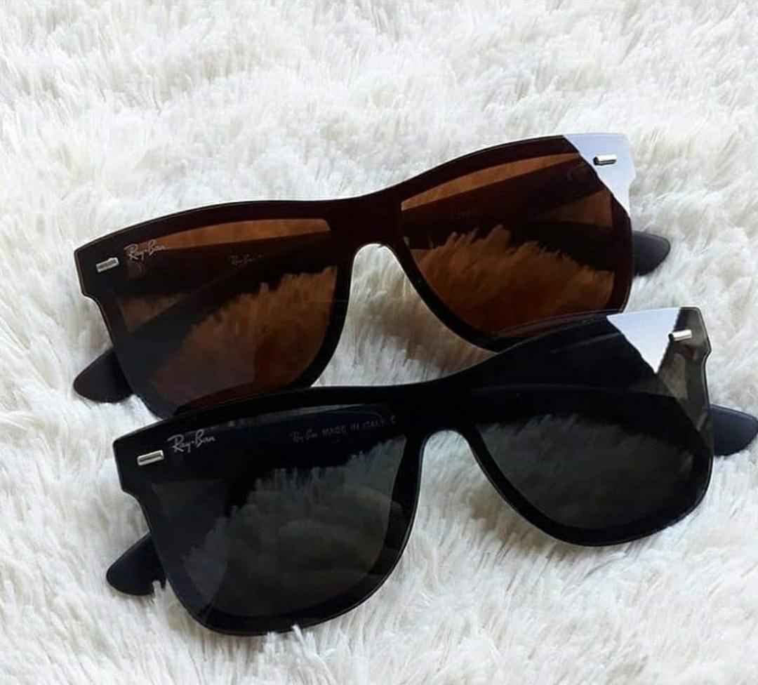 óculos de sol escuro espelhado quadrado masculino feminino. Carregando zoom. 65342cb047