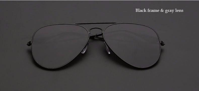 8c01302586e4f Óculos De Sol Espelhado Aviador Lente Plana Unissex Luxo - R  59