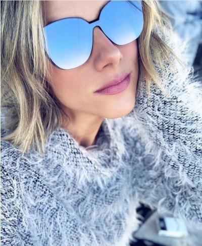 Óculos De Sol Espelhado Estilo Giovanna Ewbank Promoção Bóia - R  40 ... 0c5198123c