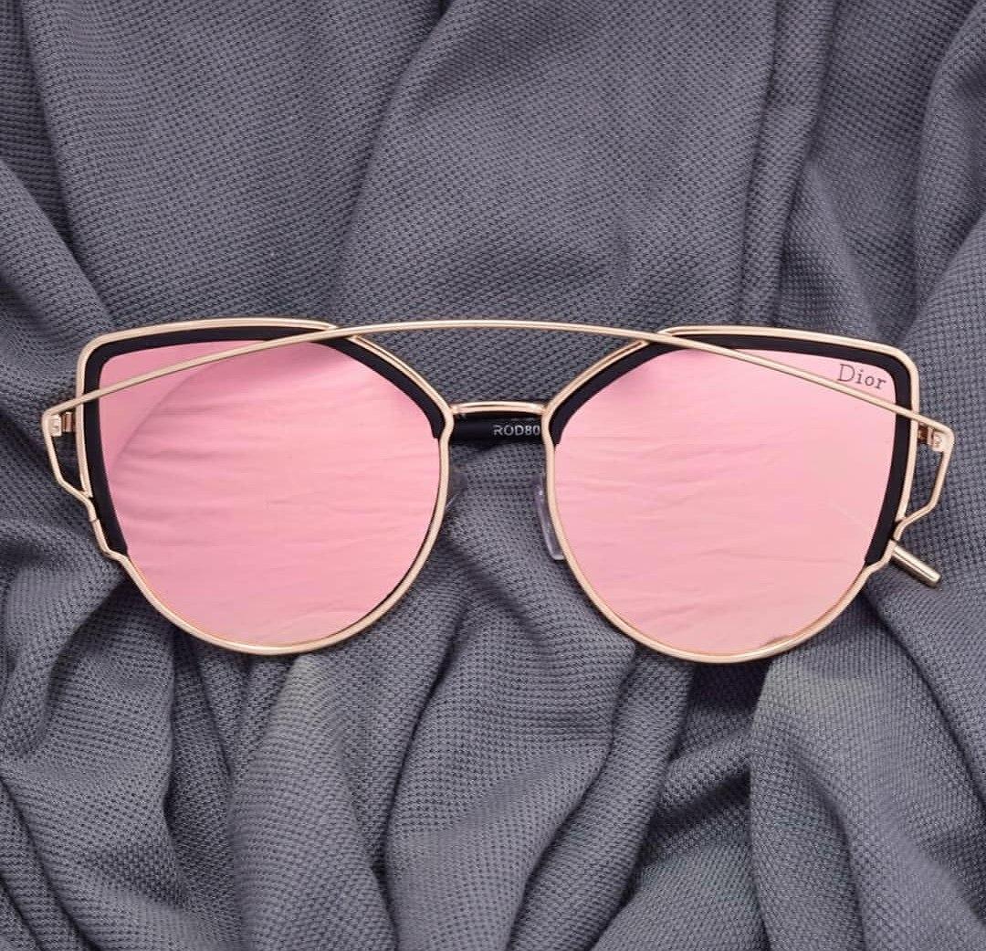 7345fa64f6776 óculos de sol espelhado feminino dior + brinde. Carregando zoom.