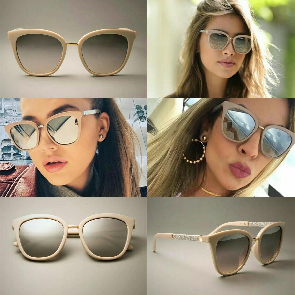 f94fdb638cdbf óculos de sol espelhado feminino lindo moda verão + flanela. Carregando  zoom.