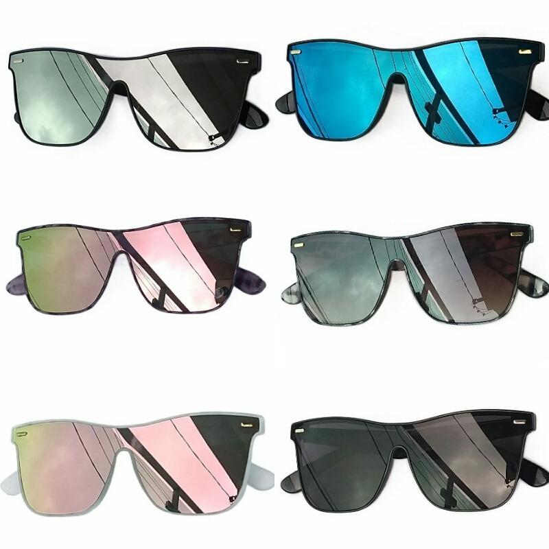f9d92023685f5 óculos de sol espelhado feminino masculino unissex promoção. Carregando zoom .