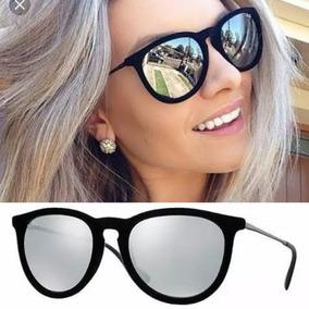 51fa64381 Oculos Veludo Espelhado De Sol - Óculos no Mercado Livre Brasil