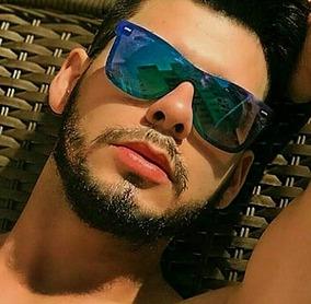 e2519a13d Oculos De Sol Masculino Espelhado Veludo - Óculos De Sol Chilli ...