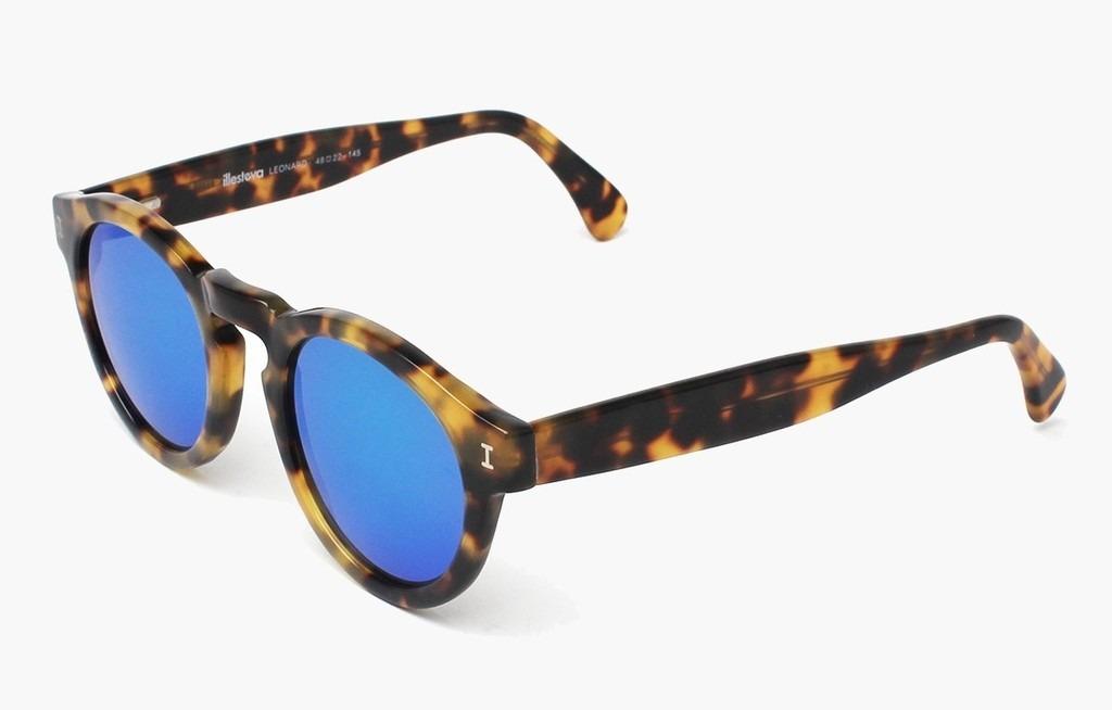 55f8d70c6d1db óculos de sol espelhado oncinha - azul. Carregando zoom.