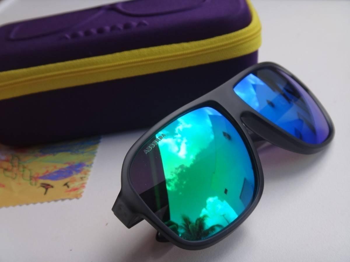 Óculos De Sol Espelhado Verde Absurda Original - R  100,00 em ... bf7e1fc769