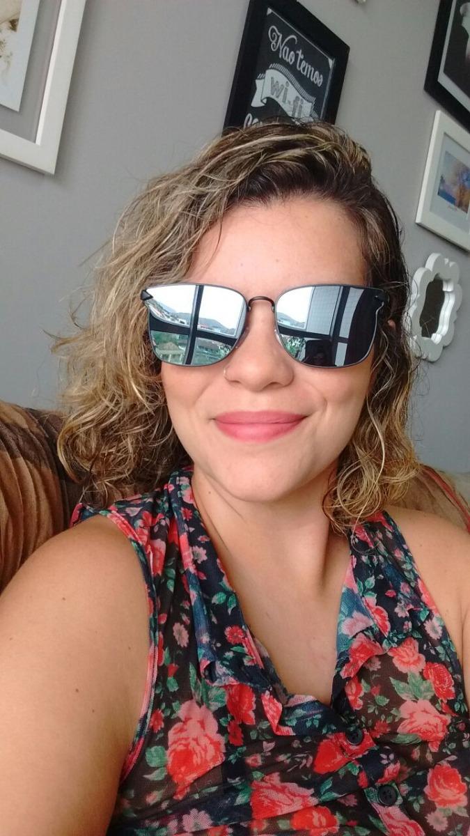 óculos de sol espelhado verão 2018 - promoção bóia flamingo. Carregando  zoom. ba6a764b97