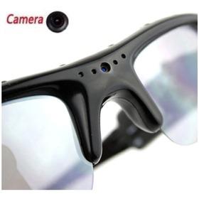Óculos De Sol Espião C/ Câmera - Filma E Tira Fotos