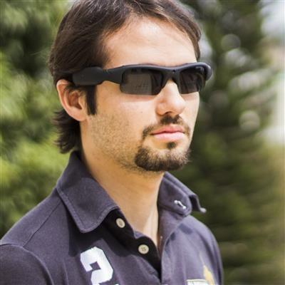 óculos de sol espião  4gb  ekins