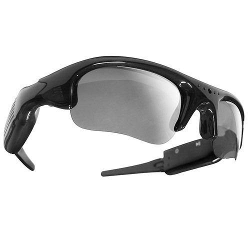 óculos de sol espião com alta resolução filma/fotografa