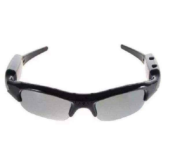 Óculos De Sol Espião Com Camera Espiã Modelo Esporte - R  119,00 em Mercado  Livre 35cb344501