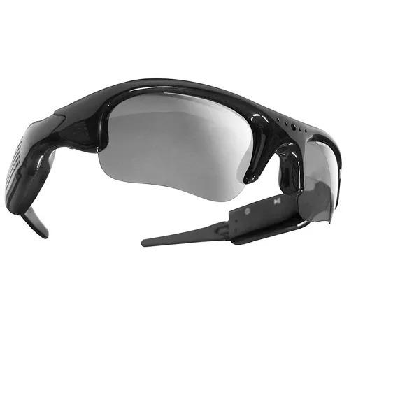 Óculos De Sol Espião Com Camera Espiã Modelo Esporte - R  119,00 em ... 413eaea754