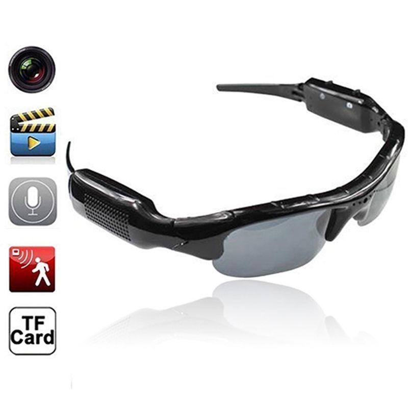 Óculos De Sol Espião Com Camera Espiã Modelo Esporte - R  119,49 em ... 44ea5b41f5