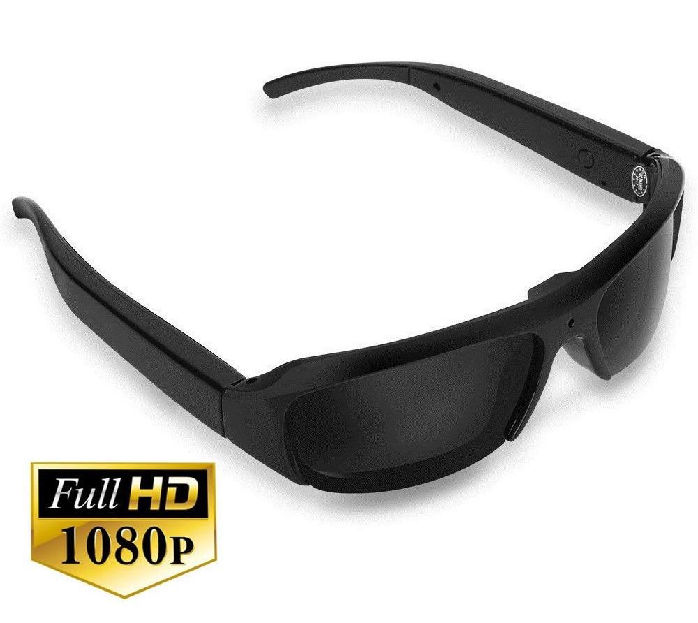 óculos de sol espião full hd 1080p 16gb filma tira foto. Carregando zoom. d81debe039
