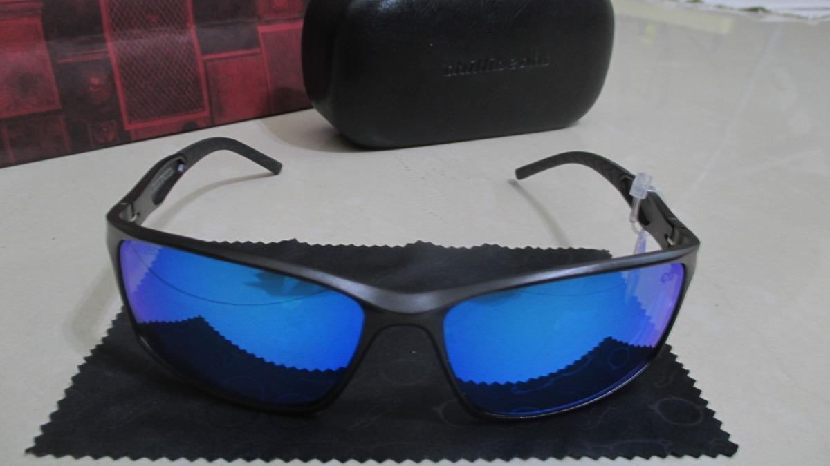 9179f3af7 óculos de sol esportivo chilli beans - lente polarizada azul. Carregando  zoom.