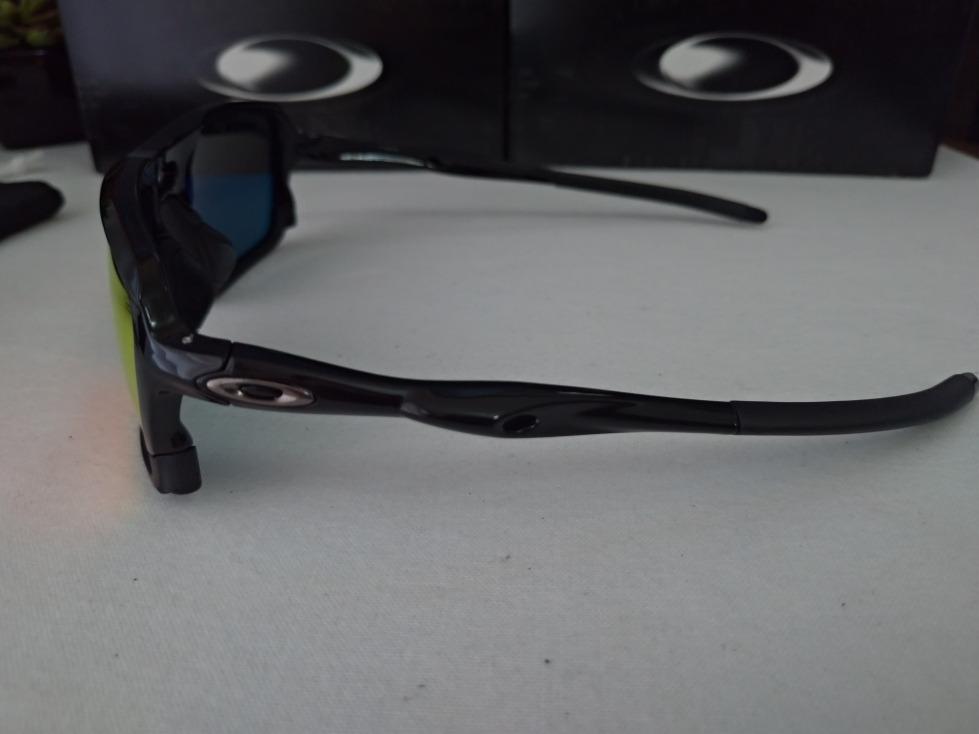 7c507373e065f óculos de sol esportivo oakley triggermanproteção uv400. Carregando zoom.