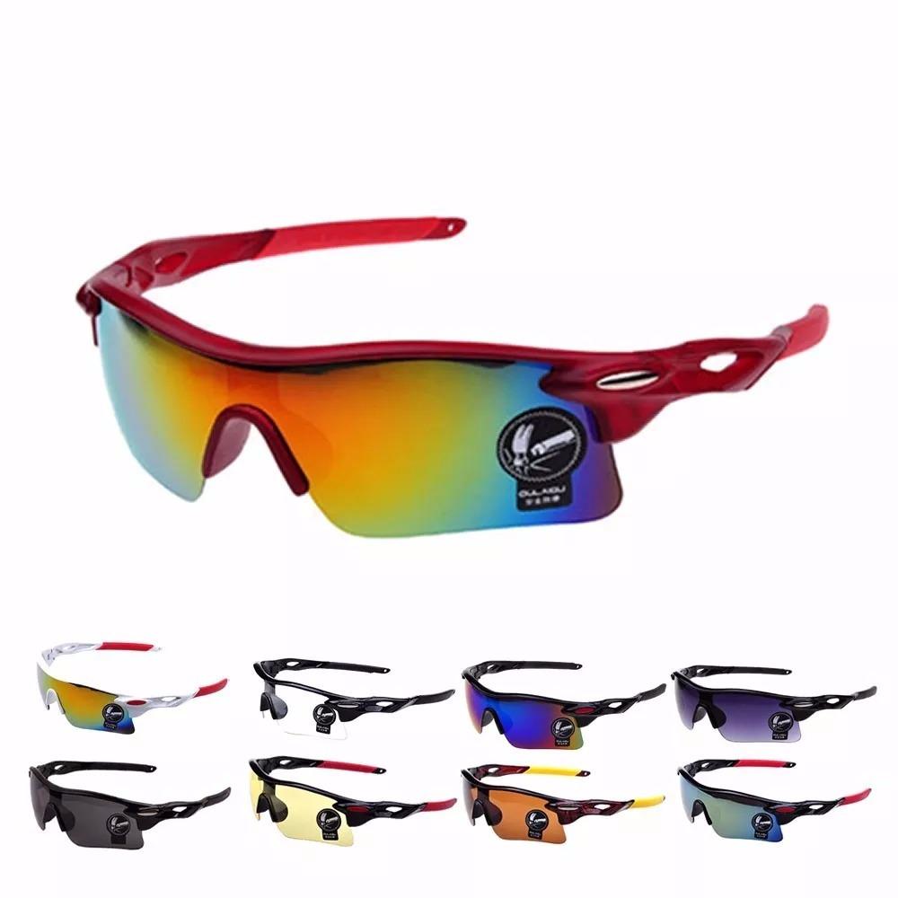f0f2570ef4f9f óculos de sol esportivo para corridas masculino prot. uv400. Carregando  zoom.