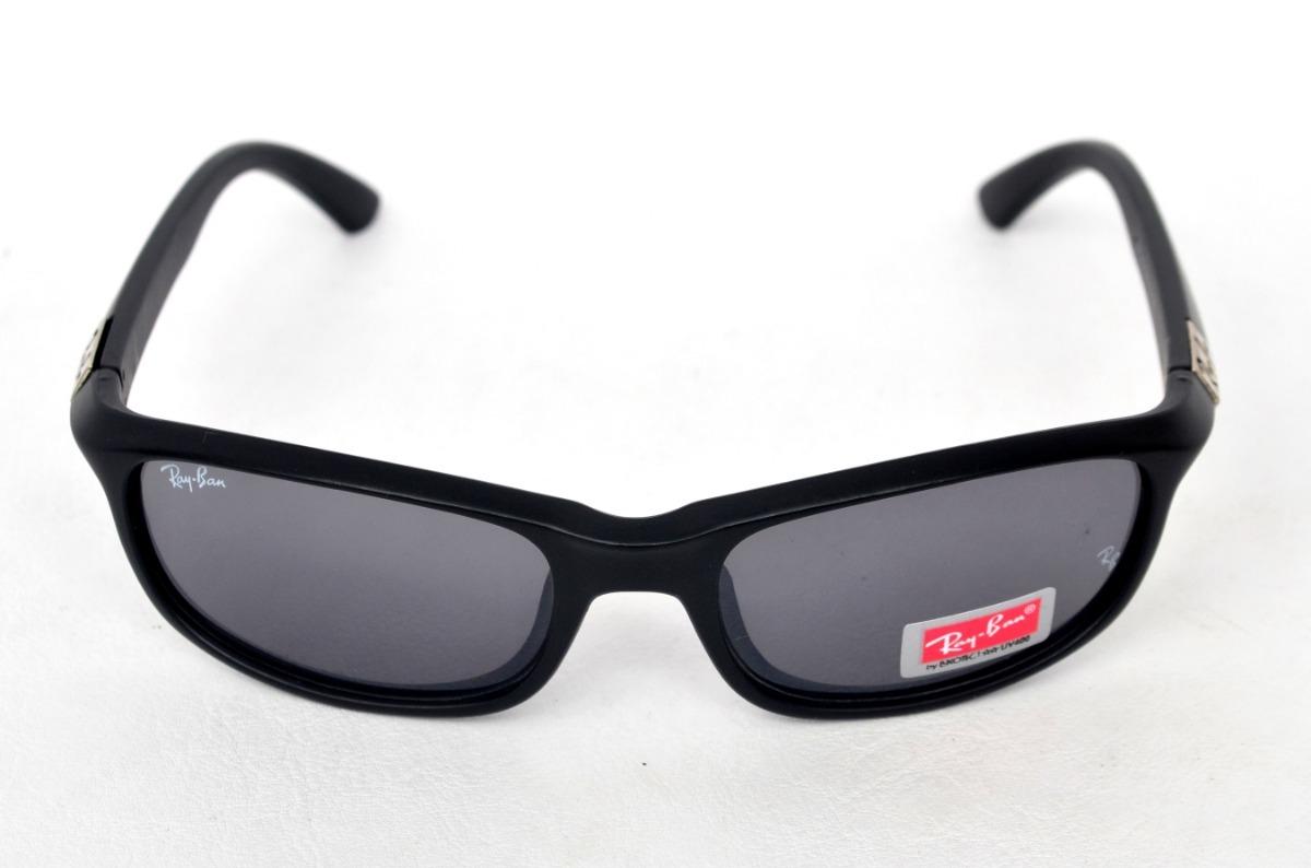 4128c4104 óculos de sol esportivo preto feminino masculino. Carregando zoom.