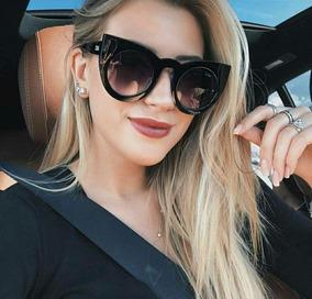 480c05f88 Oculos Feminino Gatinho Moderno - Óculos no Mercado Livre Brasil