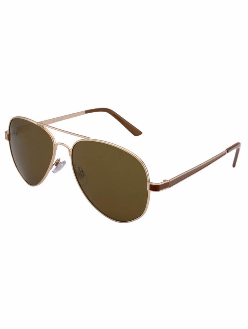 7c167b3bfc58e Óculos De Sol Euro Feminino Aviador Oc156eu 4d - R  169,90 em ...