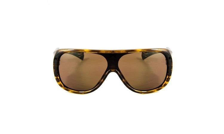 Óculos De Sol Evoke Amplifier Aviator Speed Turtle  Brown - R  147 ... 0adb51e11c