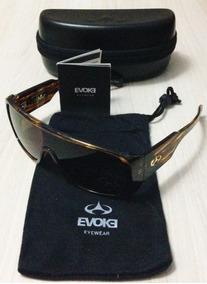 0ad517356 Oculos Evoke Amplifier Lente Marrom De Sol - Óculos no Mercado Livre ...