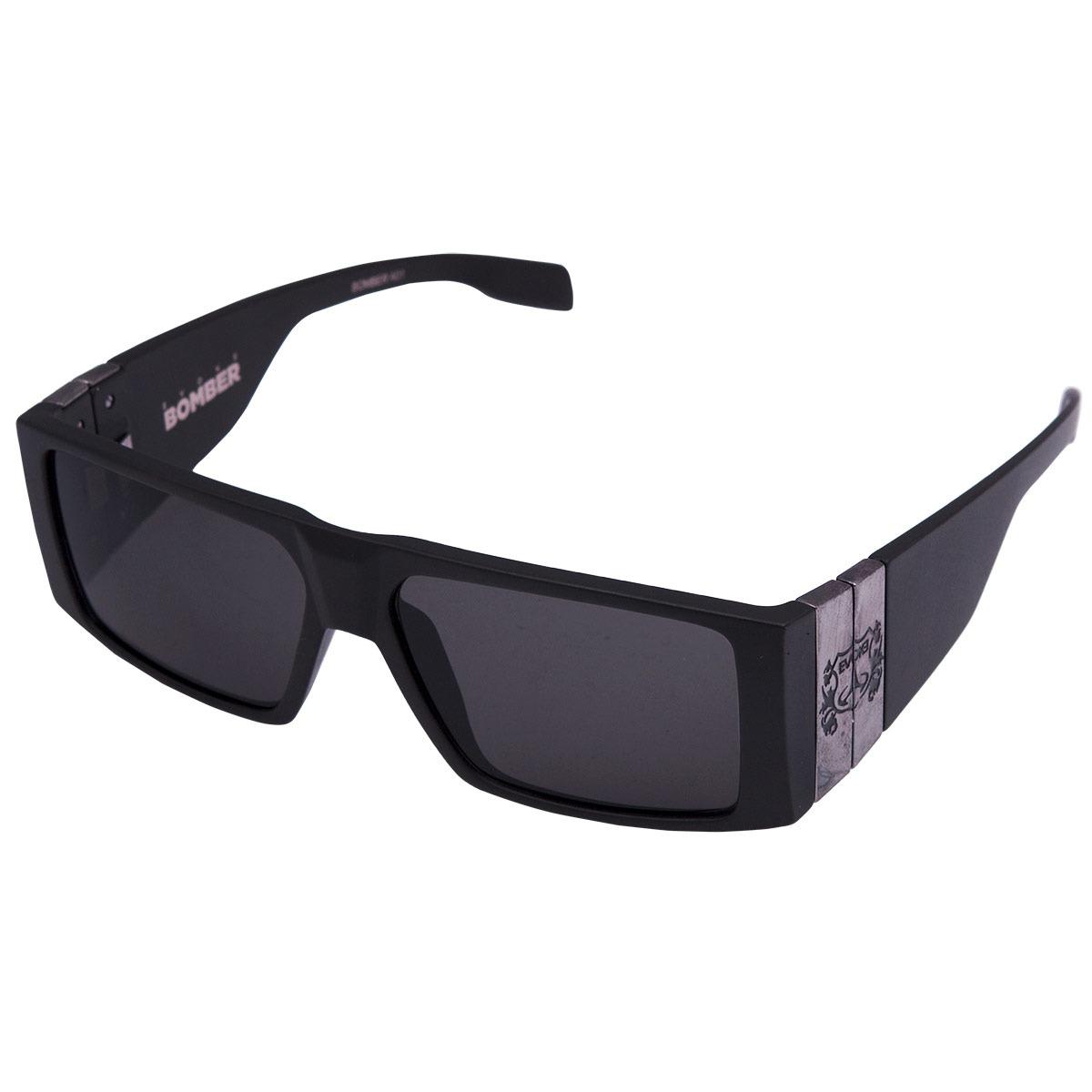 c40da35873714 Óculos De Sol Evoke Bomber - Black grey - R  697,00 em Mercado Livre