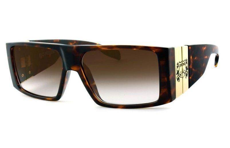 ad46203670d50 Oculos De Sol Evoke Bomber G22 Turtle Gold Brown Gradient - R  474,00 em Mercado  Livre