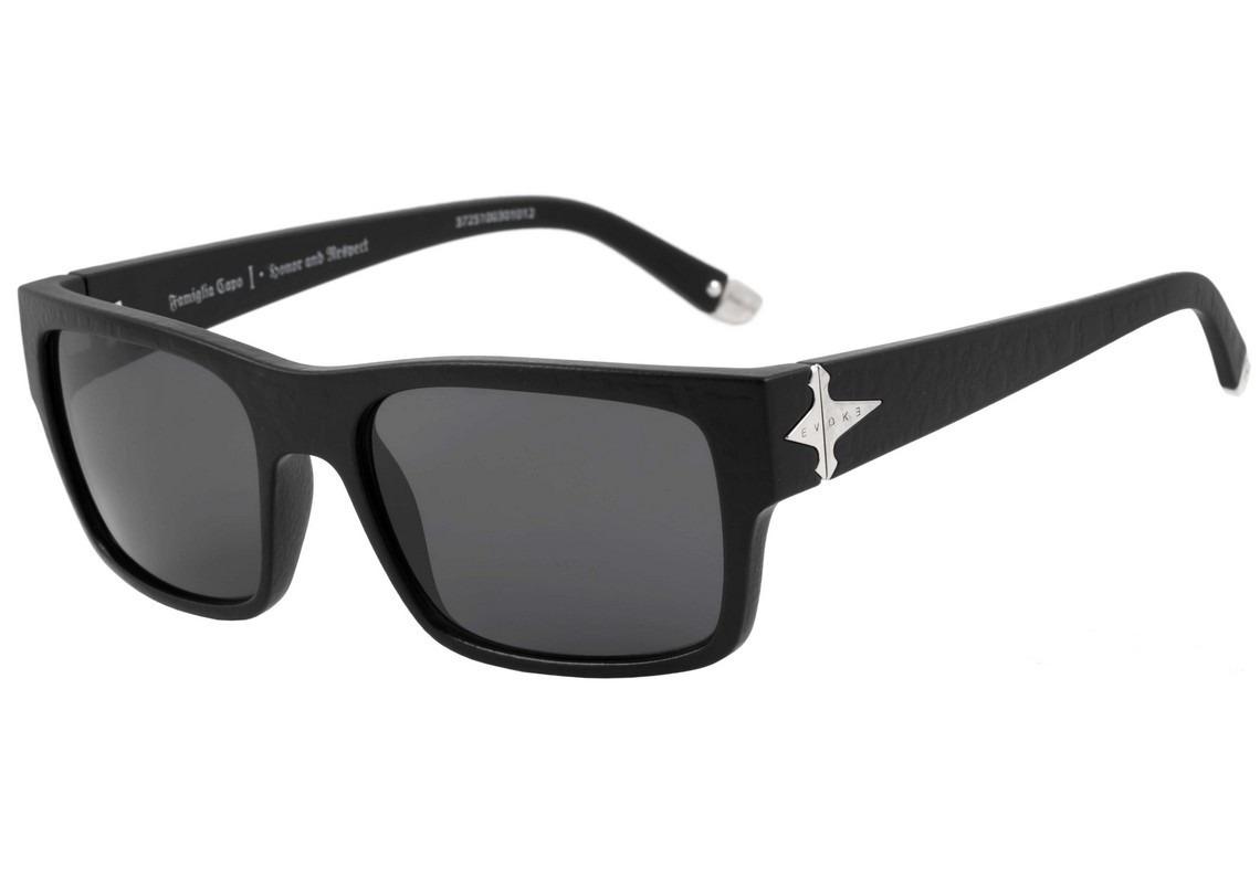 70b49a302 óculos de sol evoke capo i black crocodilus gray total. Carregando zoom.
